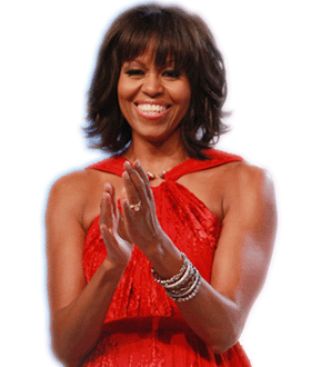 Brazos como los de Michelle Obama